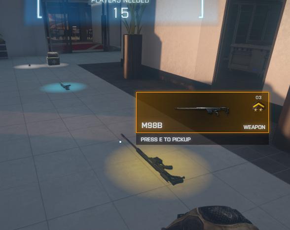 New loot system - W.I.P.